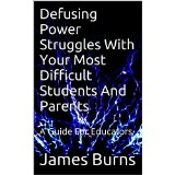 Defusing Power Struggles Cover